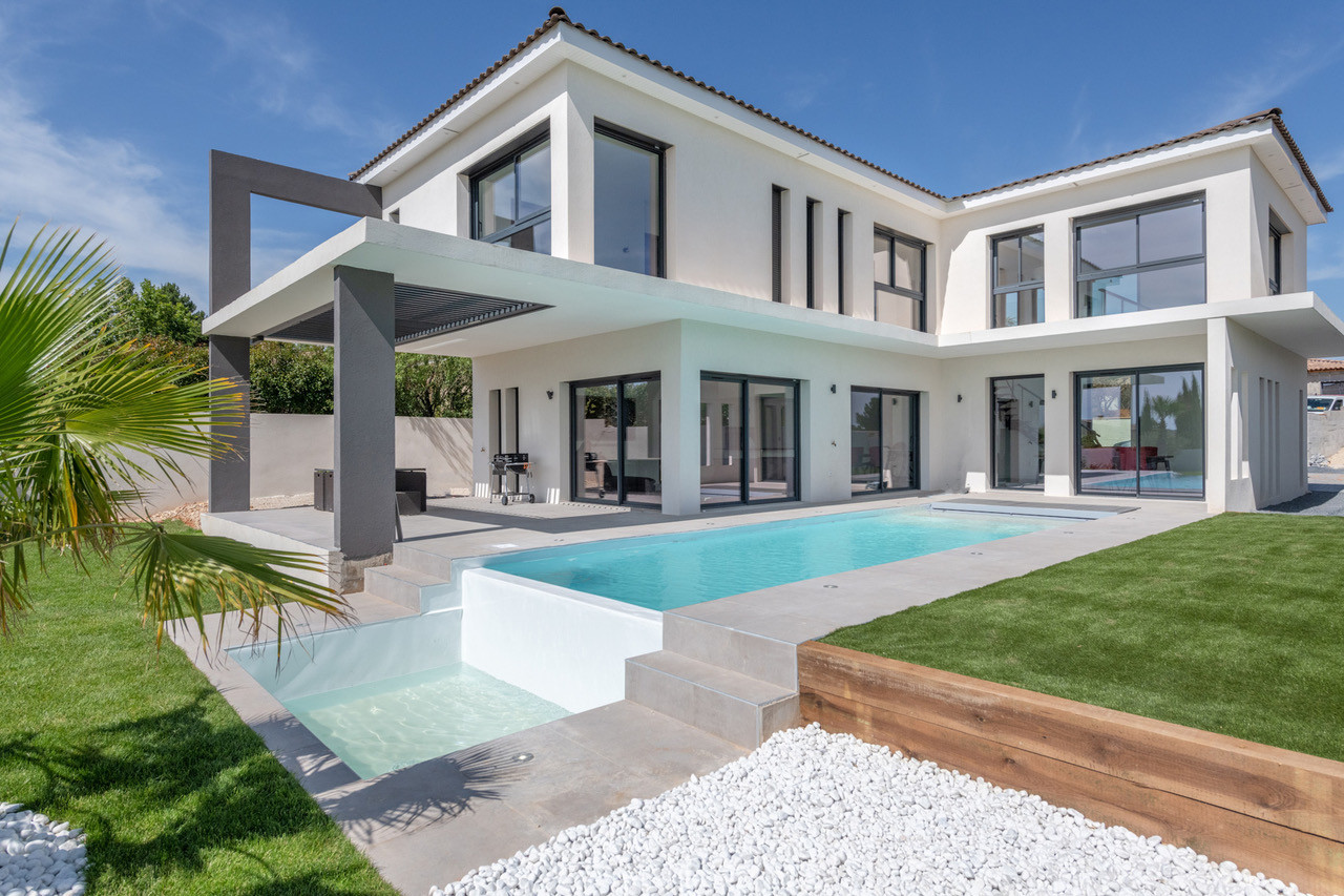 Villa moderne Eguilles