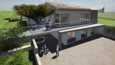 Rénovation villa Venelles