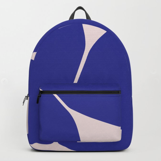 Betsy Backpack in Blue
