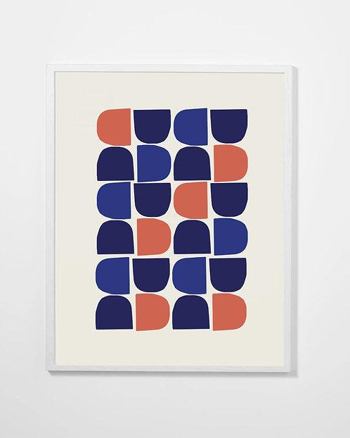 'Pikku Kumpu' Digital Art Print