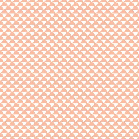 Petra Kaksonen Pink Wave Pattern