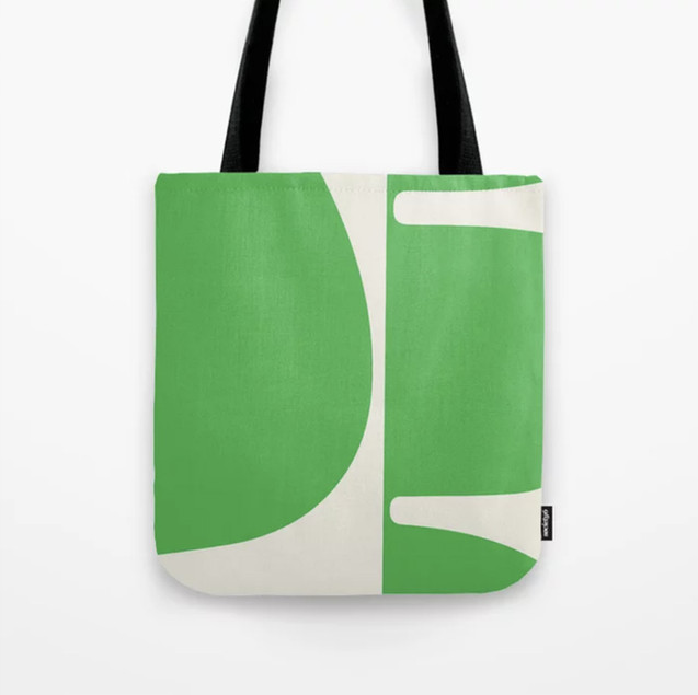 Betty Totebag Green