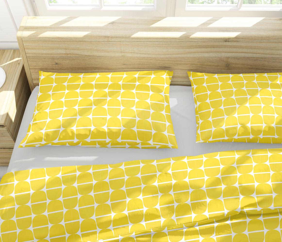 Petra Kaksonen Modern Yellow Bedding