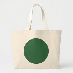 Petra Kaksonen Green Dot Tote