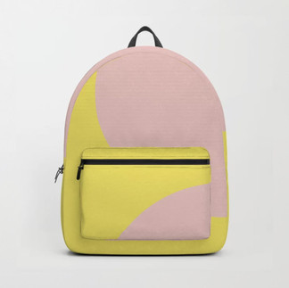 Margo Backpack Yellow