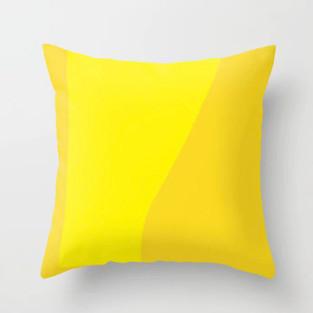 Petra Kaksonen Yellow Pillow