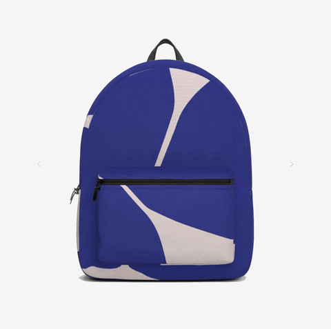 Betsy Backpack Blue