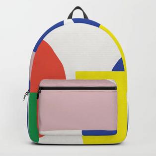 Petra Kaksonen Karkkipaiva Backpack