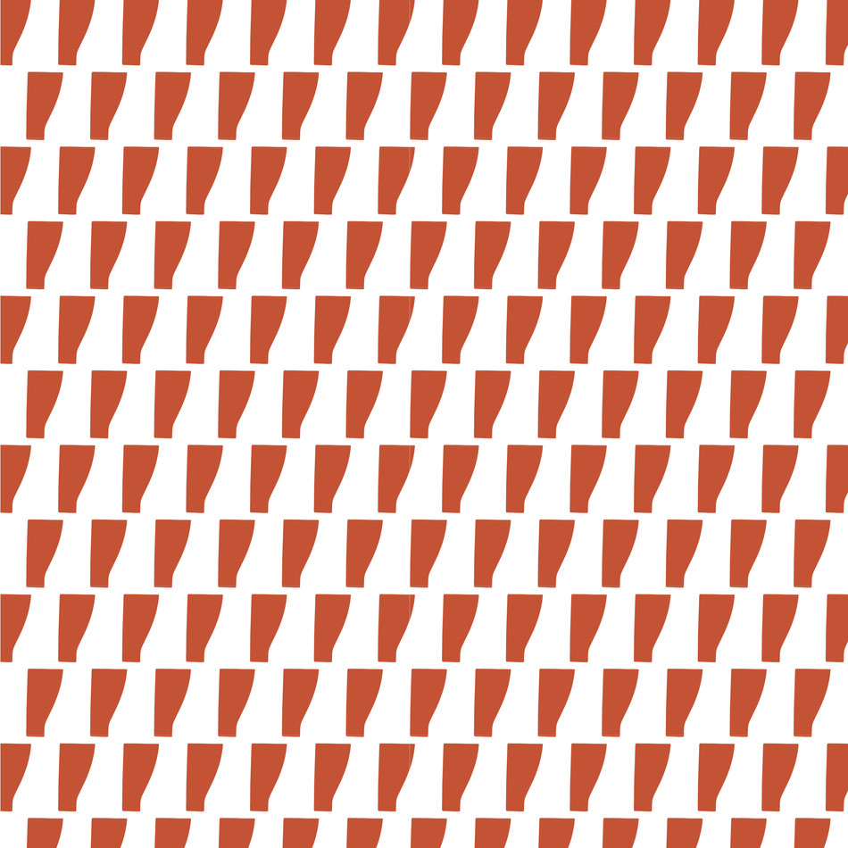 Petra Kaksonen Small Red Pattern