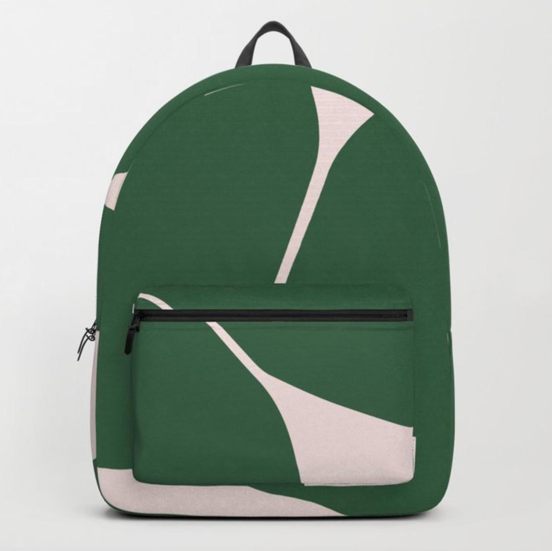 PetraKaksonen Let's Play Betsy Backpack Green