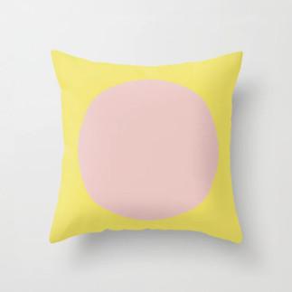 Margo Throw Pillow Yellow