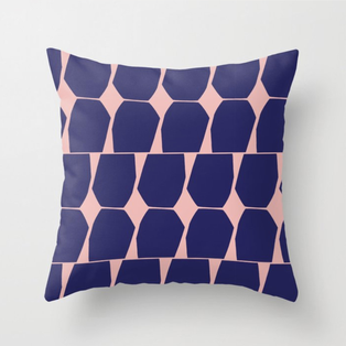 Petra Kaksonen Design Throw Pillow