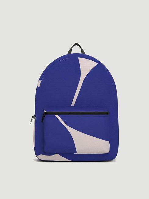 Petra Kaksonen Betsy Blue Backpack