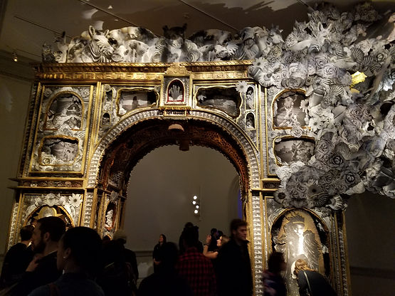 No Spectators: The Art of Burning Man at the Renwick Gallery