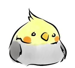 Fat birb