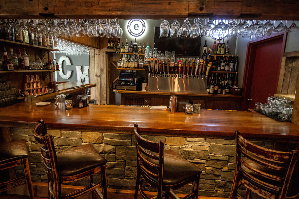 The Cider Mill bar