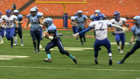 Indian River vs. Queensbury - NNY Football Game of the Week