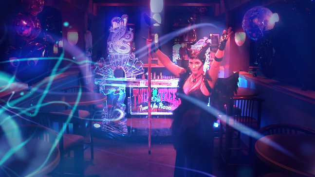 Twin Trees Halloween Thriller 2015 featuring Jamie Notarthomas (MATURE CONTENT)