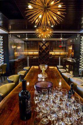 Restaurant boardroom