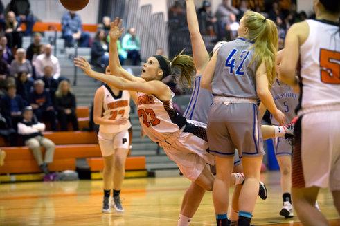 Basketball drive