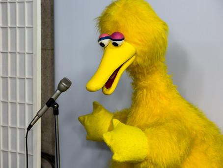 Big Bird Live!