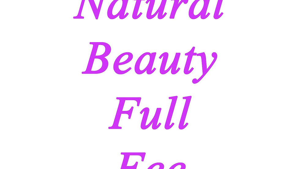 Natural Beauty Full Entry Fee Mini Miss & Little Miss