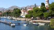 How Cavtat got its name...