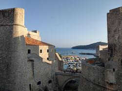 Dubrovnik Ploce gate