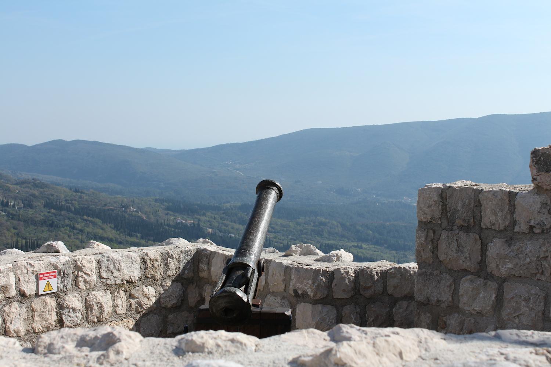 The fort Sokol Kula