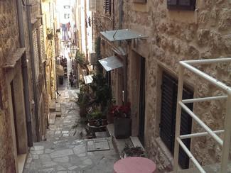 Dubrovnik Altstadt- Gassen