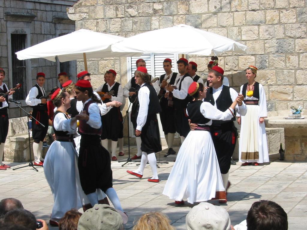 Folklor Veranstaltung
