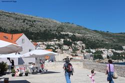 Dubrovnik starogradske zidine
