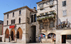 Split old town part