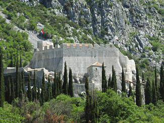Sokol kula - Sokol fort