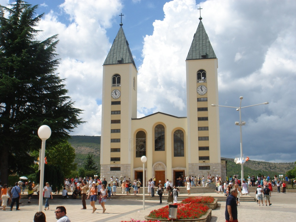 Međugorje St.James Church