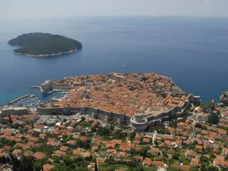 Dubrovnik 27.01. through centuries