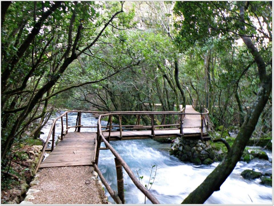 River Ljuta in Konavle