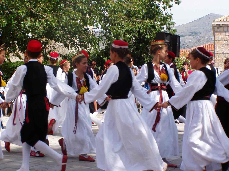 Čilipi folklor ples