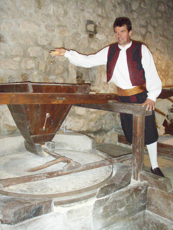 400 Jahre alte Mühle