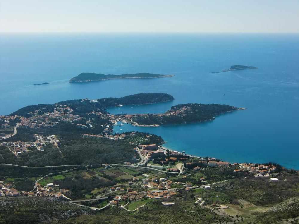 Viewpoint above Cavtat