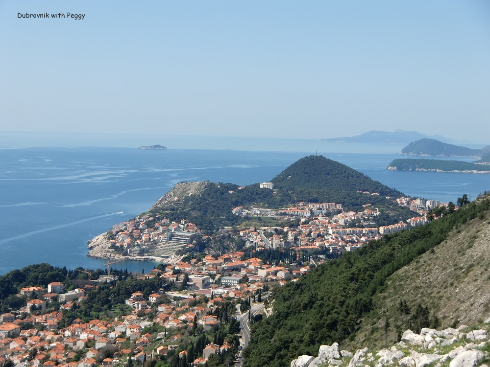 Dubrovnik mountain Srd