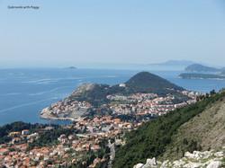 Dubrovnik mountain Srd