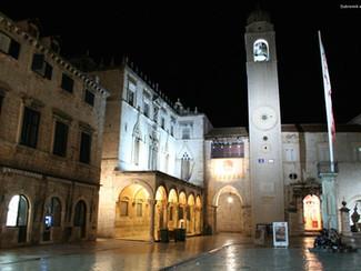 Dubrovnik evening walking tour