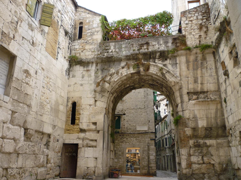 Diokletians Palast
