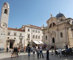 Dubrovnik Altstadt Zentrum