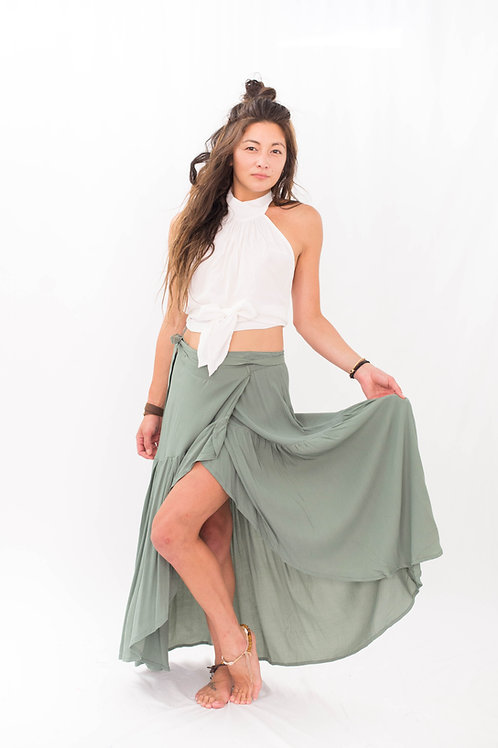 Wanderlust wrap Skirt