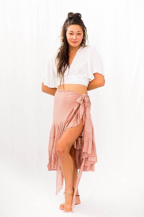 Lover Wrap Skirt