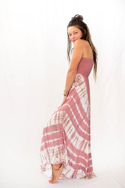 Adaline maxi dress