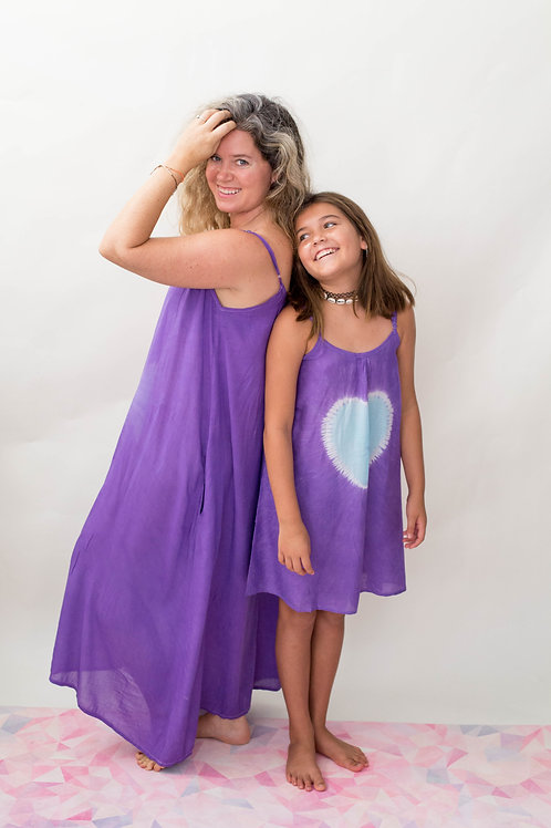 Ely heart dress kids