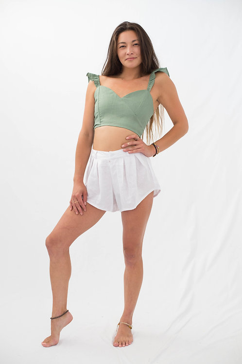 Paloma Linen shorts
